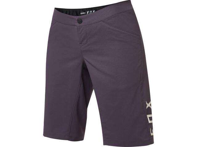 Fox Ranger Shorts Damen dark purple